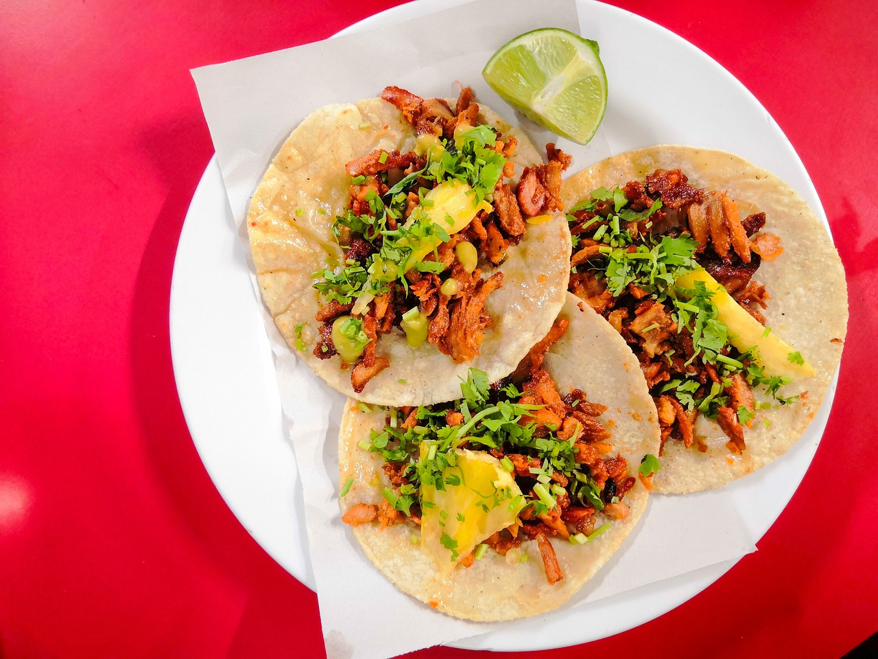 You will enjoy the tasty Mexican cuisine.